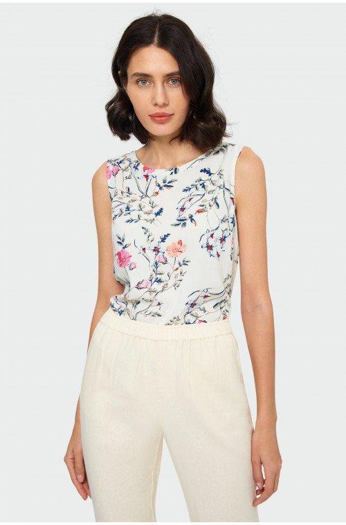 modna bluzka na lato
