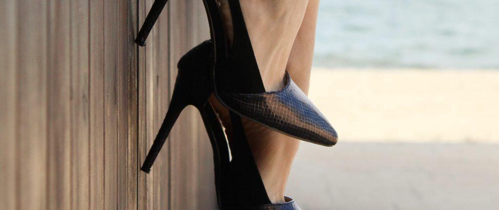 Piękne i wysokie szpilki - czy to wyłącznie buty celebrytek?