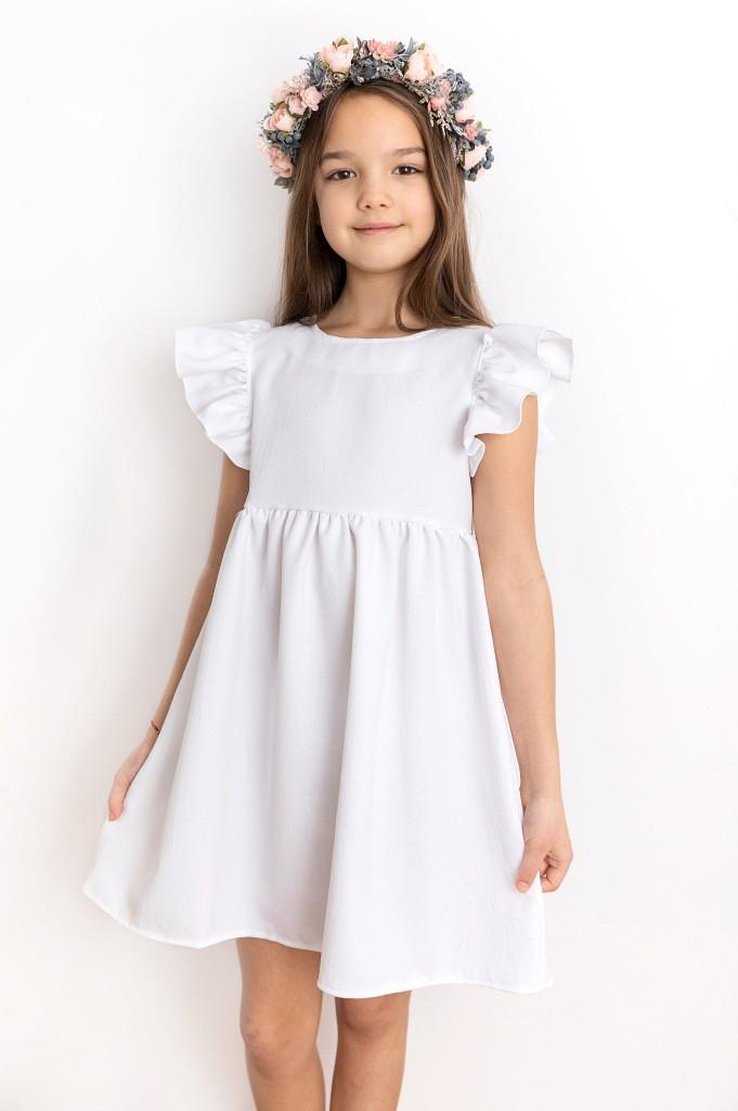 sukienka na komunię dla dziecka